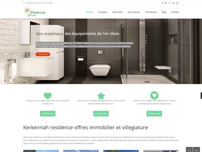 Residence Kerkennah - WordPress